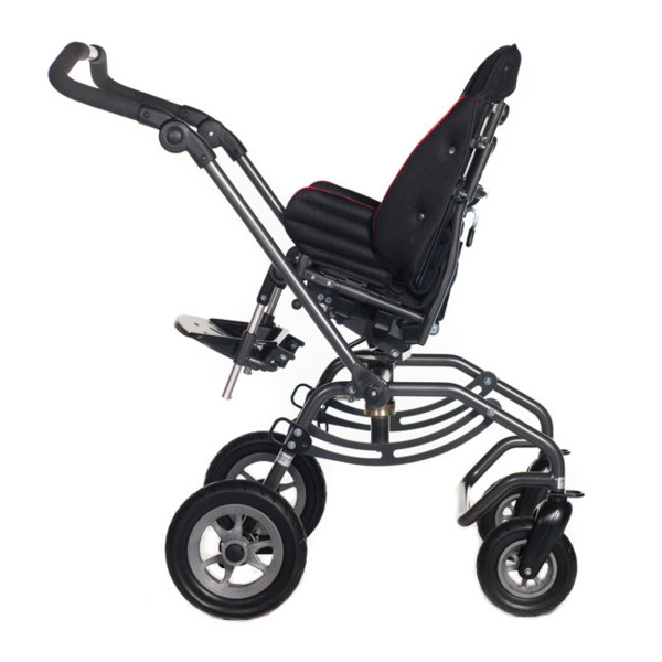 Snappi Pushchair with everyday accessories (shopping basket)