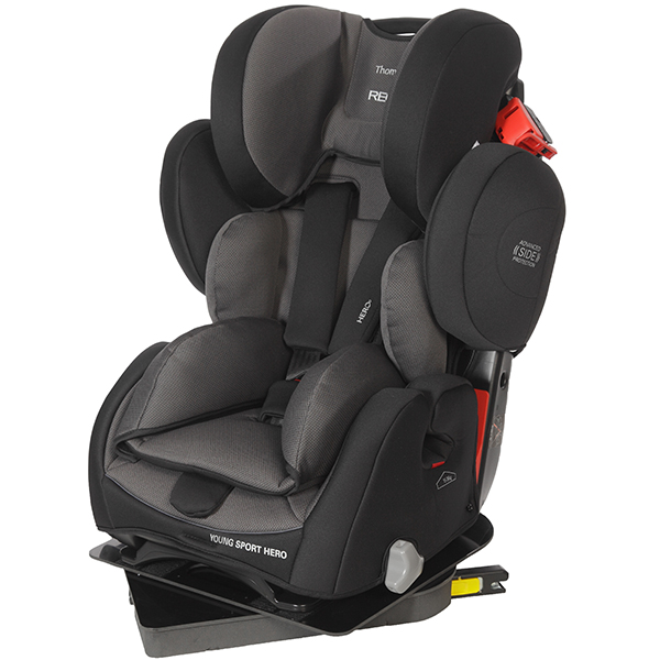 Special Needs Car Seat With Swivel Base